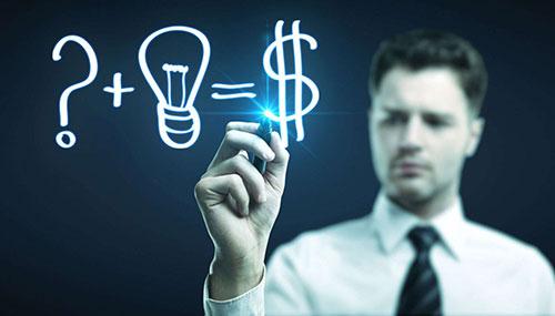 ایده پولساز - چگونه پول بدست بیاوریم