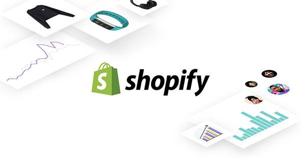 ساخت فروشگاه اینترنتی ارزان با shopify