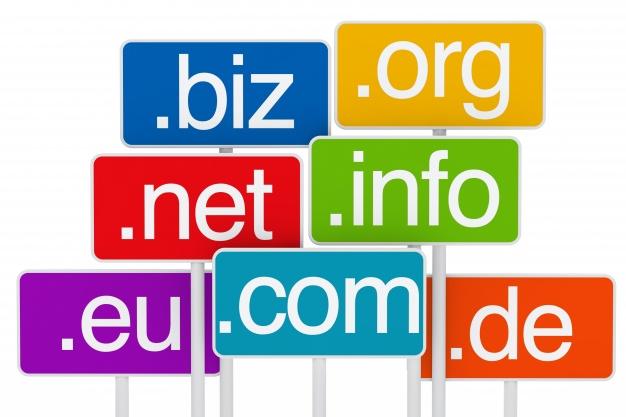 نام دامنه وب سایت شما